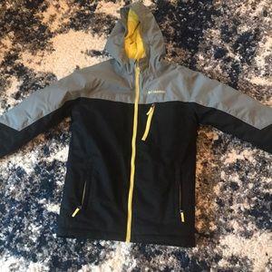 Boys Columbia ski coat
